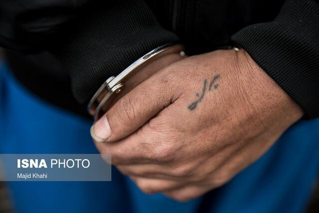 دستگیری عوامل نزاع در شهر برازجان
