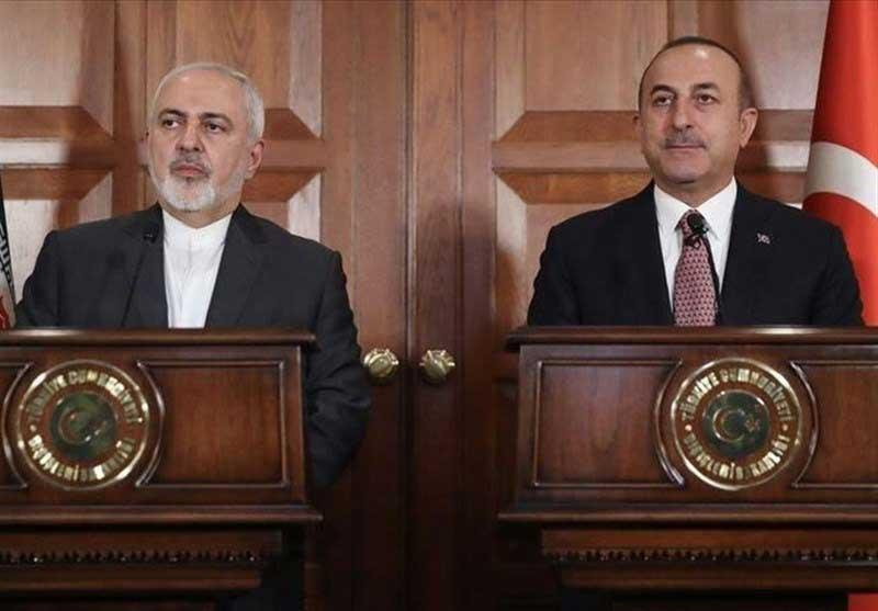 وزیر خارجه ترکیه: اردوغان به حاکمیت ملی و تمامیت ارضی ایران احترام می&zwnjگذارد