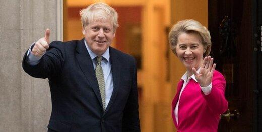 انگلیس و اتحادیه اروپا به توافق رسیدند