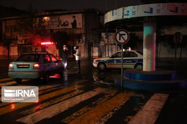 خبرنگاران محدودیت تردد شبانه در هفت شهر کردستان تداوم دارد