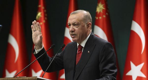 جایگاه اردوغان در ترکیه به خطر افتاد