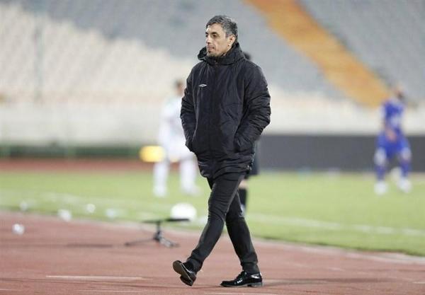 خطیبی: می توانستیم در نیمه اول 3 گل به استقلال بزنیم، اهل دفاع اتوبوسی نیستم