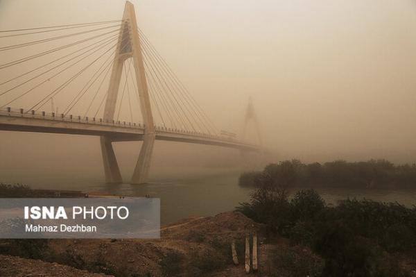 بارندگی، فعلا روزهای خاکی را از خوزستان برده است