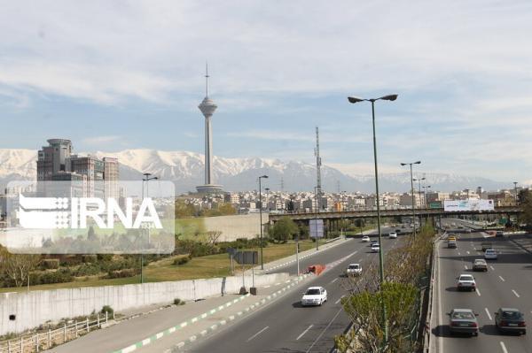 خبرنگاران کیفیت هوای تهران سالم شد