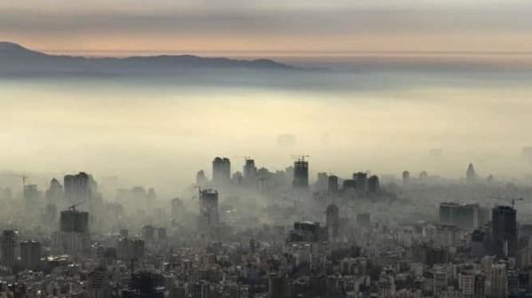 سومین روز متوالی آلوده پایتخت