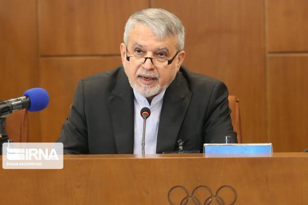 خبرنگاران صالحی امیری: کشتی، والیبال و بسکتبال سه رشته طلایی ایران هستند