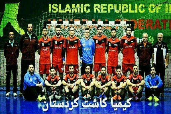 نماینده کردستان در فصل آینده لیگ برتر هندبال کشور ماندگار شد