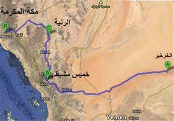 شنیده شدن صدای چند انفجار در خمیس مشیط عربستان و مأرب یمن