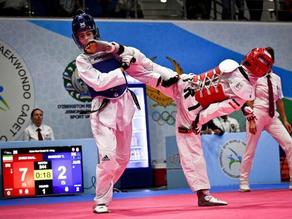 میزبان رقابت های تکواندو نونهالان و نوجوانان قهرمانی آسیا معین شد