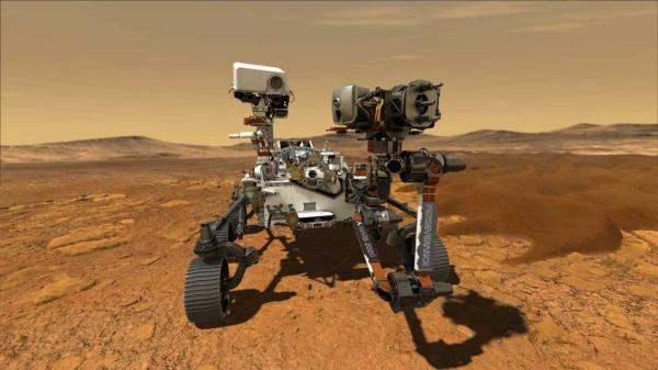 مشخصات مریخ نورد جدید ناسا ؛ هشت مشخصه کاوشگر پشتکار