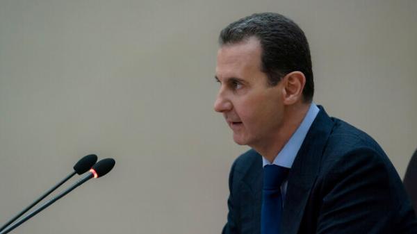 پیغام تبریک سلطان عمان و رئیس جمهور موریتانی به اسد