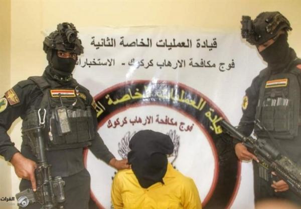 عراق، دستگیری دو تروریست و کشف دو بمب در دیالی