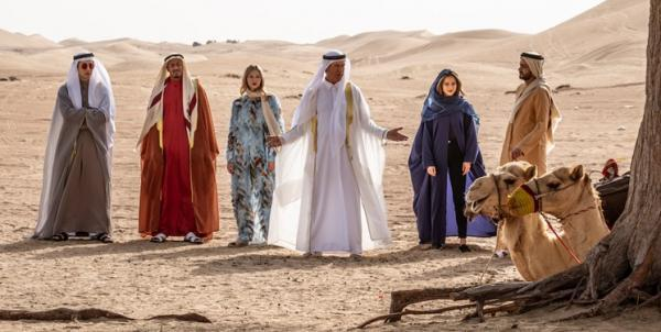 تنش تازه میان امارات و قطر؛ این بار بر سر یک فیلم هالیوودی