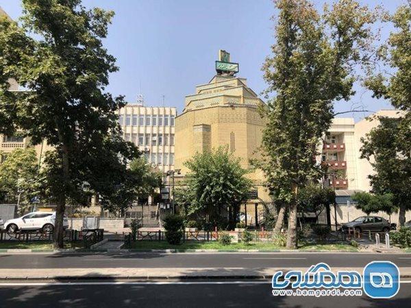 هفت بنای تهران ثبت ملی شدند