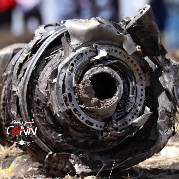 پیدا شدن یکی از جعبه هاى سیاه هواپیماى بوئینگ737 مکس اتیوپى