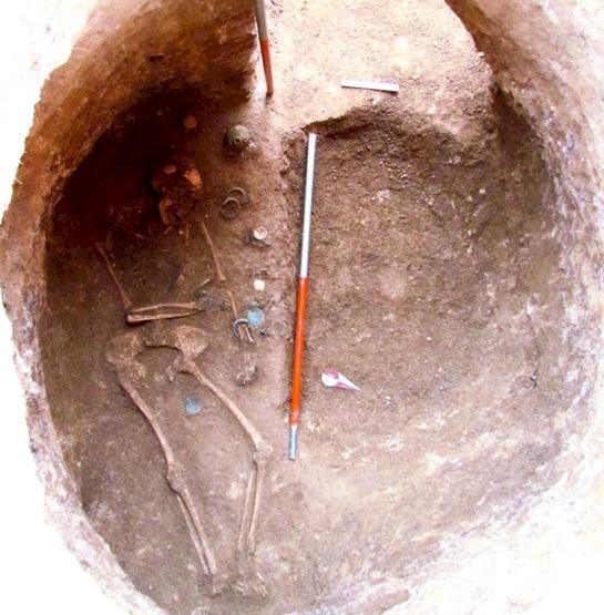 کشف گوردخمه بانوی اشکانی وِلِم، دستیابی باستان شناسان به مجموعه فاخر از هدایای تدفینی دوره اشکانی در بهشهر