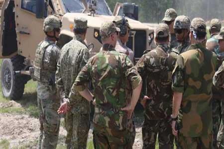 نیروهای نظامی آمریکا در جنوب یمن مستقر شدند