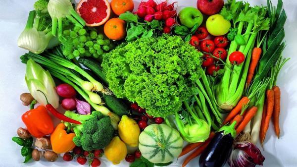 راز های افزایش طول عمر با مصرف سبزیجات