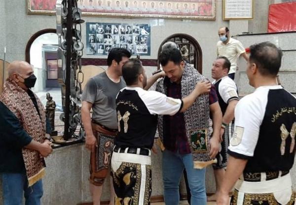 مشارکت قهرمان کاراته المپیک در آزادی 3 زندانی