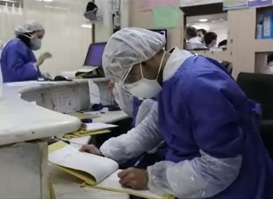 پرداخت 44 هزار میلیارد ریال معوقات کادر بهداشت و درمان