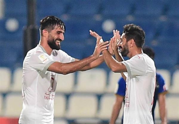 تور ارزان قطر: لیگ ستارگان قطر، پیروزی العربی با گلزنی محمدی ، شکست سنگین یاران رضاییان