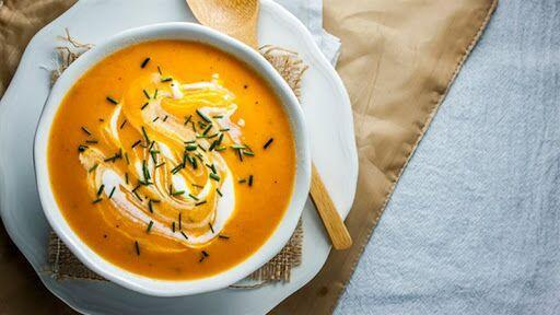 طرز تهیه سوپ هویج و زنجبیل؛ سیستم ایمنی بدن تان را قوی کنید